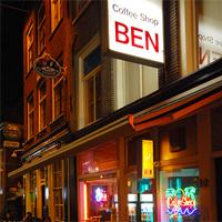 Coffeeshop Ben